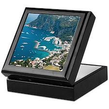 Italy, Capri Keepsake Box