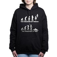 Disc Golf Women's Hooded Sweatshirt