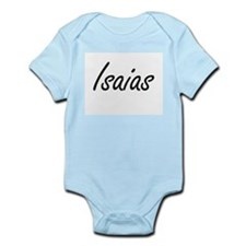 Isaias Artistic Name Design Body Suit