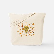 I Love Fall Tote Bag