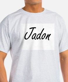 Jadon Artistic Name Design T-Shirt