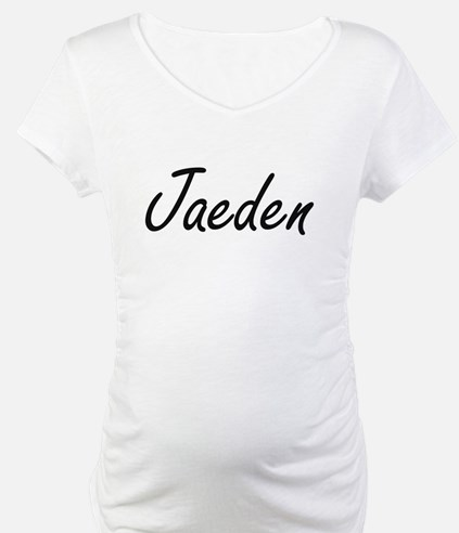 Jaeden Artistic Name Design Shirt