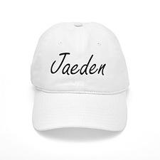 Jaeden Artistic Name Design Baseball Cap