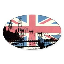 London Jacked Decal