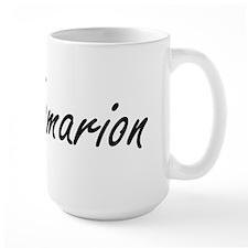 Jamarion Artistic Name Design Mugs