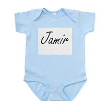 Jamir Artistic Name Design Body Suit