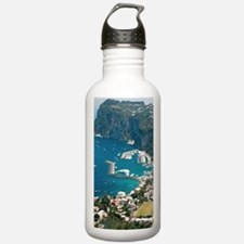 Italy, Capri  Water Bottle