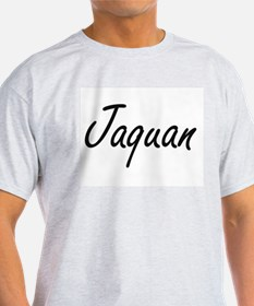 Jaquan Artistic Name Design T-Shirt