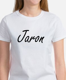 Jaron Artistic Name Design T-Shirt