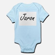 Jaron Artistic Name Design Body Suit