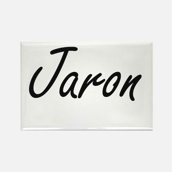 Jaron Artistic Name Design Magnets