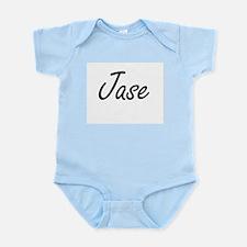 Jase Artistic Name Design Body Suit