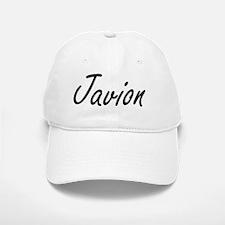 Javion Artistic Name Design Baseball Baseball Cap