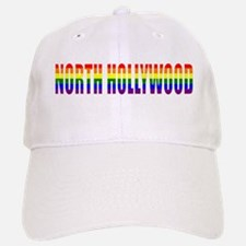 North Hollywod Baseball Baseball Cap