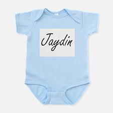 Jaydin Artistic Name Design Body Suit