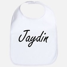 Jaydin Artistic Name Design Bib