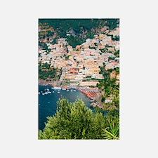 Italy, Capri Rectangle Magnet