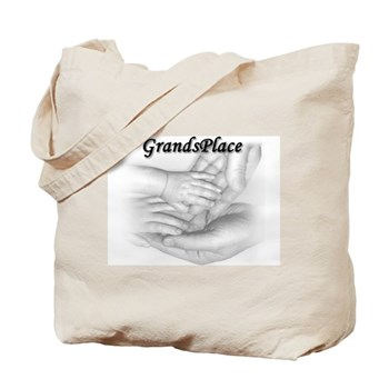 GrandsPlace Tote Bag