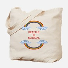 Seattle is Magical Tote Bag