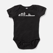 Canoeing Baby Bodysuit