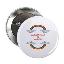 "Niagara Falls is Magical 2.25"" Button"
