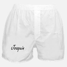Joaquin Artistic Name Design Boxer Shorts