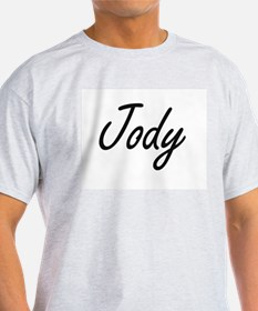Jody Artistic Name Design T-Shirt