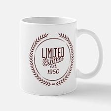 Limited Edition Since 1950 Mugs
