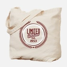 Limited Edition Since 1953 Tote Bag
