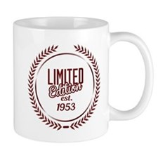 Limited Edition Since 1953 Mugs