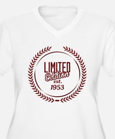 Limited Edition Since 1953 Plus Size T-Shirt