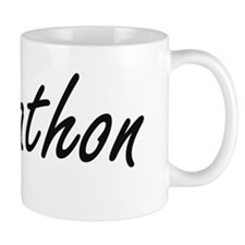 Johnathon Artistic Name Design Mug