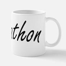 Johnathon Artistic Name Design Mug