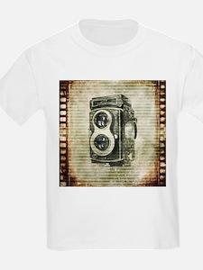 photographer retro camera T-Shirt