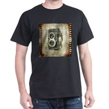 photographer retro camera T-Shirt