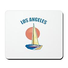 Los Angeles, California Mousepad