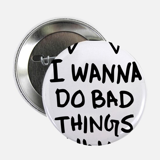 """Cute Pickup line 2.25"""" Button (10 pack)"""