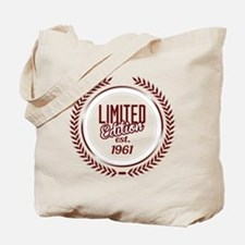 Limited Edition Since 1961 Tote Bag