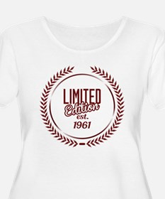 Limited Edition Since 1961 Plus Size T-Shirt