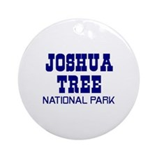Joshua Tree National Park Ornament (Round)