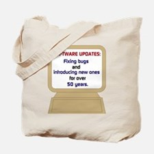 Software Updates Tote Bag