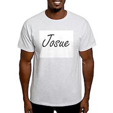Josue Artistic Name Design T-Shirt