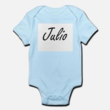 Julio Artistic Name Design Body Suit