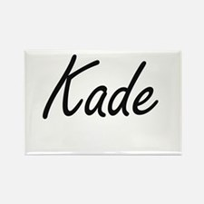 Kade Artistic Name Design Magnets
