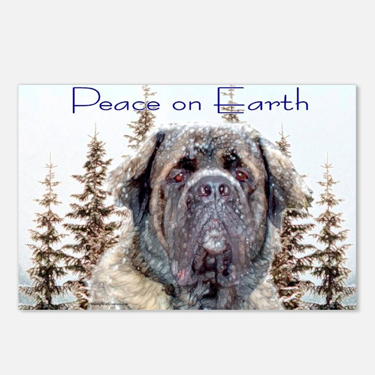 Peace on Earth2 Postcards (Package of 8)