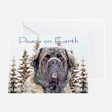 Peace on Earth2 Greeting Card