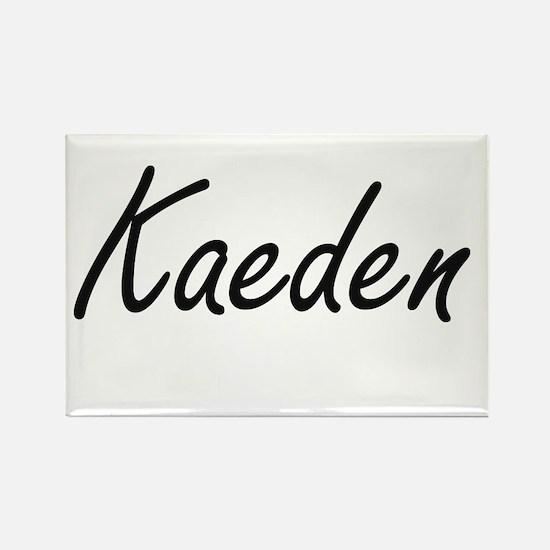 Kaeden Artistic Name Design Magnets