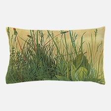 Large Piece of Turf by Albrecht Durer Pillow Case