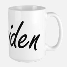 Kaiden Artistic Name Design Mugs
