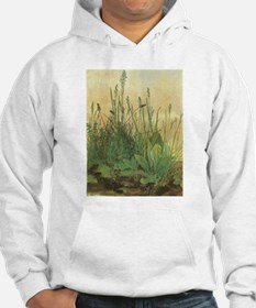 Large Piece of Turf by Albrecht Hoodie